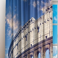 Фотошторы «Колизей» вид 3
