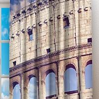 Фотошторы «Колизей» вид 2