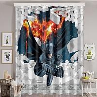Фотошторы «Бэтмен» вид 8