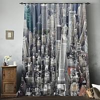 Фотошторы «Вид на Нью-Йорк» вид 8