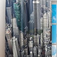 Фотошторы «Вид на Нью-Йорк» вид 3