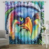 Фотошторы «Хищный орел» вид 7