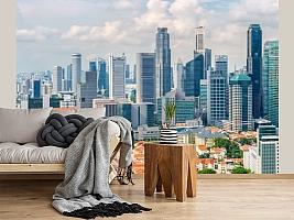 3D фотообои 3D Фотообои «Городские небоскребы» вид 12