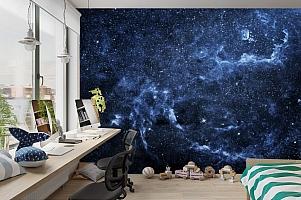 3D Фотообои  «Ночное небо»  вид 3