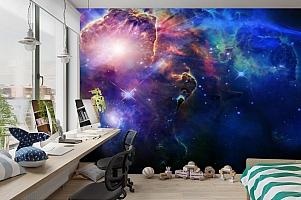 3D Фотообои  «Космическая одиссея»  вид 3
