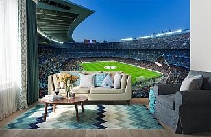 3D Фотообои  «Стадион»  вид 6