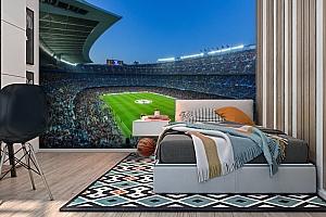 3D Фотообои  «Стадион»  вид 2