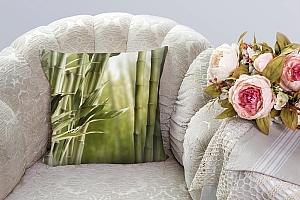 3D Подушка «Бамбук» вид 3
