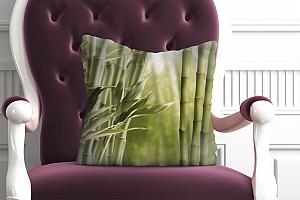 3D Подушка «Бамбук» вид 4