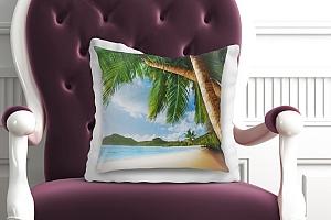 3D Подушка «Пляж» вид 7