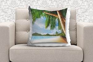 3D Подушка «Пляж» вид 8