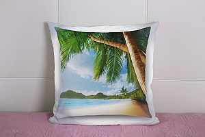 3D Подушка «Пляж» вид 9