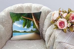 3D Подушка «Пляж» вид 3