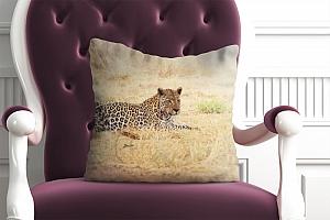 3D Подушка «Леопард» вид 5