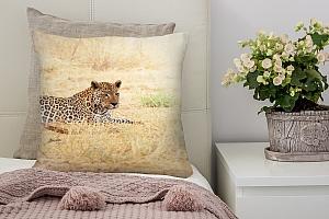 3D Подушка «Леопард» вид 7