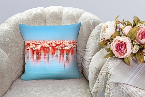 3D Подушка «Фламинго» вид 8