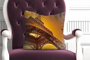 3D Подушка «Париж» вид 4