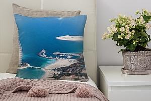 3D Подушка «Дубай» вид 2
