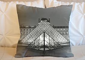 3D Подушка «Лувр» вид 5