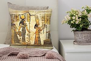 3D Подушка «В Египетском стиле»