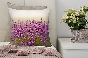3D Подушка «Лаванда»