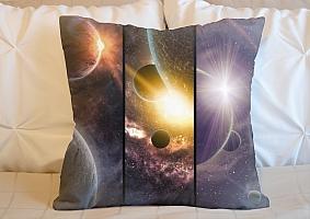 3D Подушка «Галактика: Планеты»  вид 5