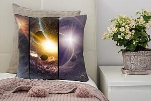 3D Подушка «Галактика: Планеты»  вид 6