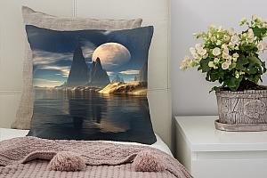 3D Подушка «Новая планета»