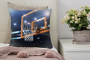 3D Подушка «Баскетбол»