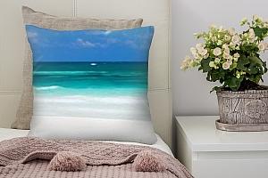 3D Подушка «С морем»