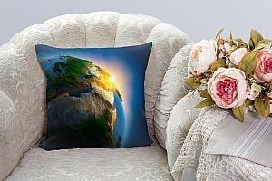 3D Подушка «Земля»  вид 7