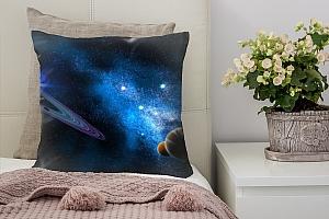 3D Подушка «Рассвет на Юпитере»