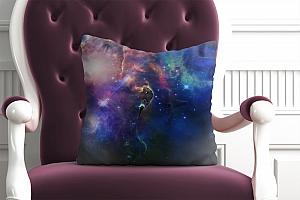 3D Подушка «Космическая одиссея»  вид 3