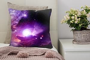3D Подушка «Бездна космоса»