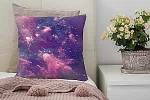 3D Подушка «Бескрайний космос»