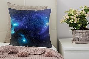 3D Подушка «Космические просторы»