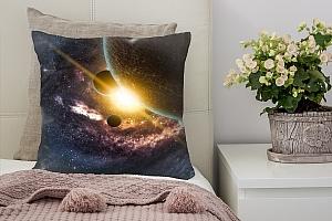 3D Подушка «Новая галактика» вид 2
