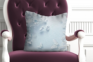 3D Подушка «Драгоценный хлопок»