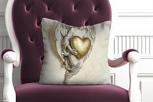 3D Подушка «Ангел хранитель»