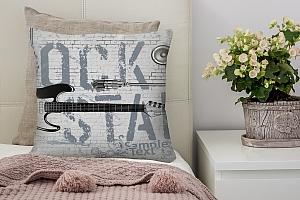 3D Подушка «ROCK STAR»
