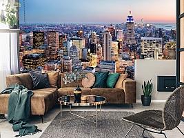 3D фотообои 3D Фотообои  «Нью-Йорк: небоскребы»  вид 11