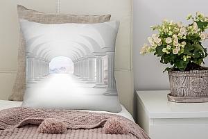 3D Подушка «Терраса на Олимпе»