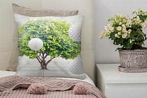 3D Подушка «Комната релаксации»