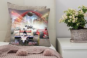 3D Подушка «Формула 1»