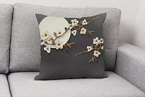 3D Подушка «Восточная сказка» вид 4