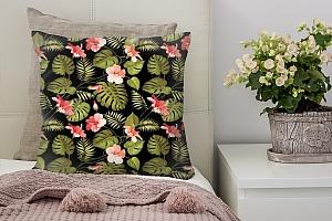 3D Подушка «Цветущий папоротник»