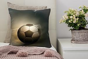 3D Подушка «Футбольный мяч»