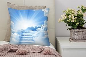 3D Подушка «Небесная лестница»
