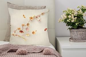 3D Подушка «Цветущая легкость»