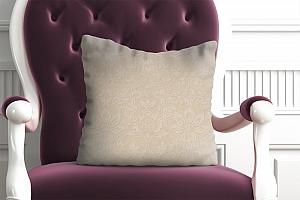 3D Подушка «Винтажный узор»  вид 2